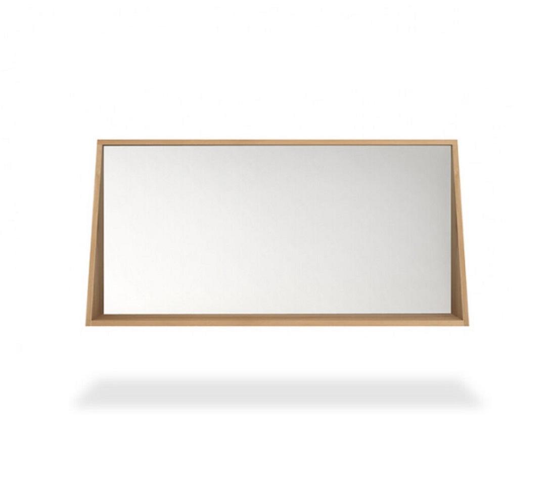 Espejo pared Qualitime Roble